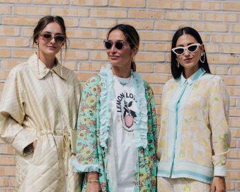 The best street style looks from Copenhagen Fashion Week